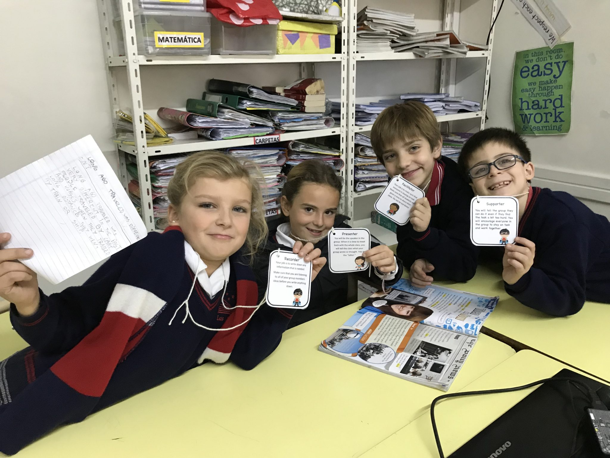 Ir al blog Junior 3 2018
